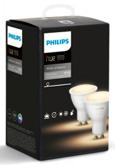 Zestaw Philips HUE 2 x GU10 biała
