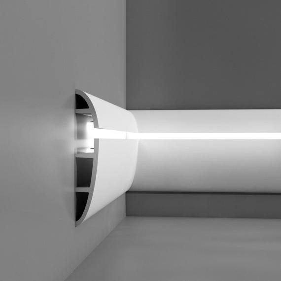 Gzyms oświetleniowy Orac Decor C373 - Antonio