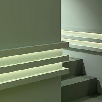 Gzyms oświetleniowy Orac Decor C382 - L3