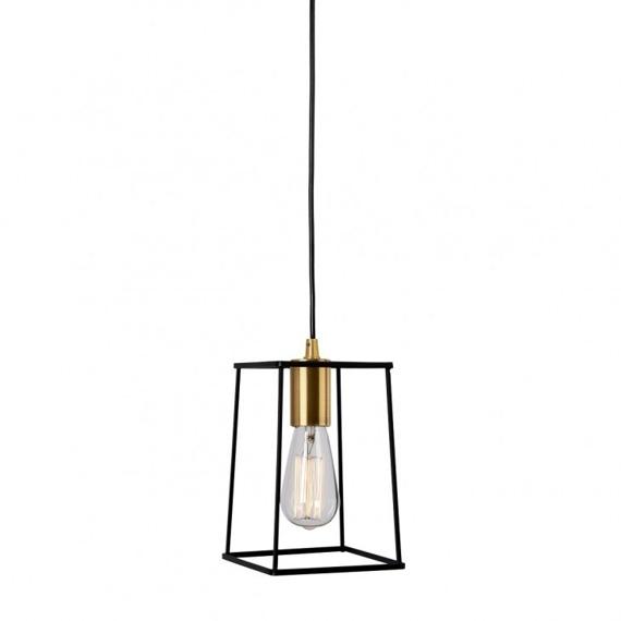 Lampa wisząca Italux Alanis MD-BR16556-D1-B/G