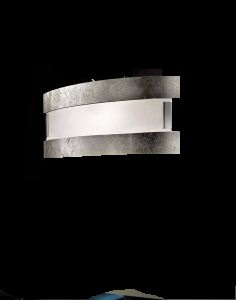 Plafon Sillux NEW YORK LS 5/232 srebrny 50 cm